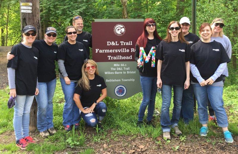 Magellan Cares Employee Volunteers